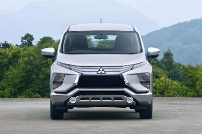 Eksterior Mitsubishi Xpander Tampak Depan