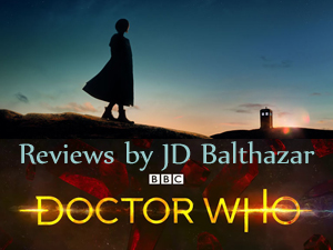 Doux Reviews: Doctor Who
