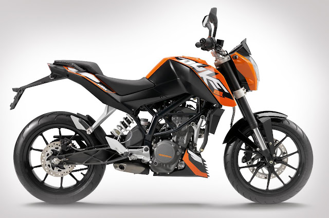 KTM 200 Duke hd photo gallery