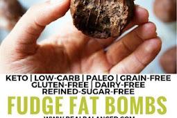 Fudge Fat Bombs Recipe
