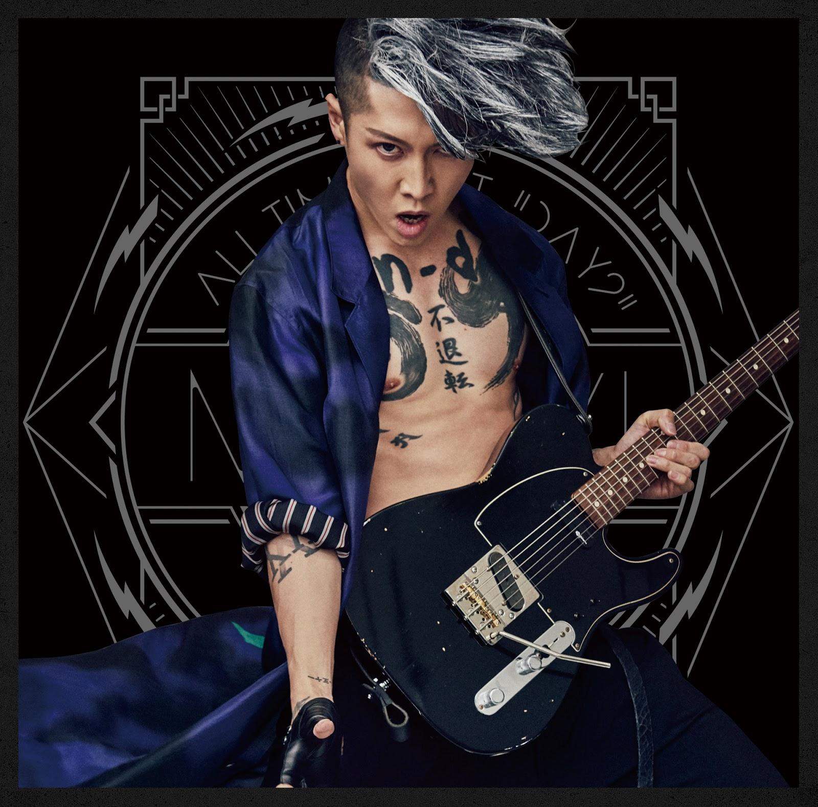 Miyavi Best Album And Live Dvd Tour Dates For North America And