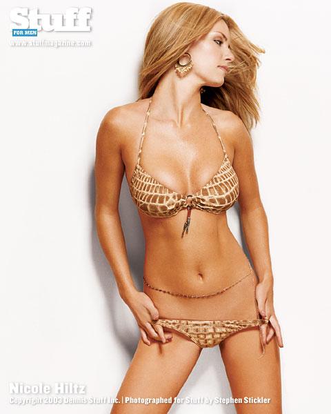 Nicole Hiltz Naked 3
