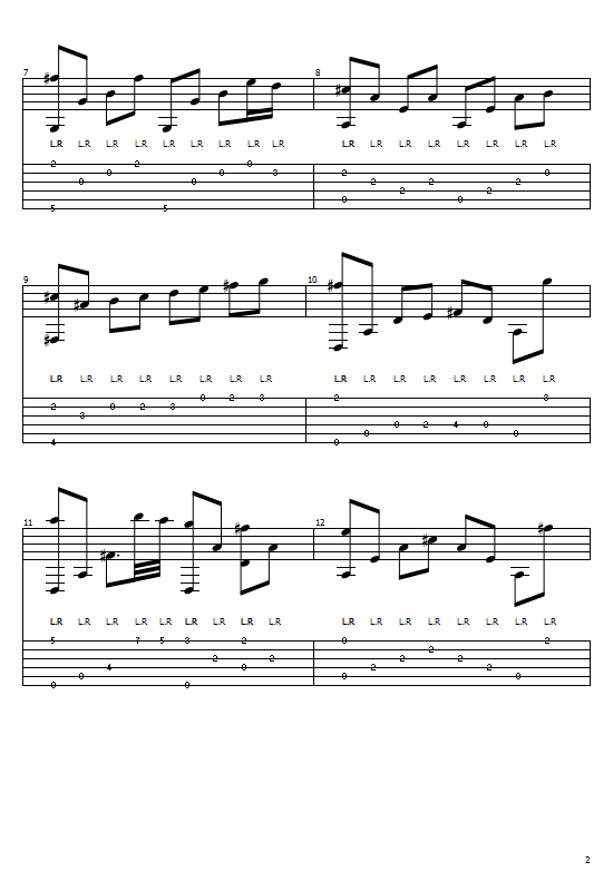 Free Guitar Tabs Learn Guitar Online  Learn to Play Yanni - First Touch On Guitar  Guitar Lessons