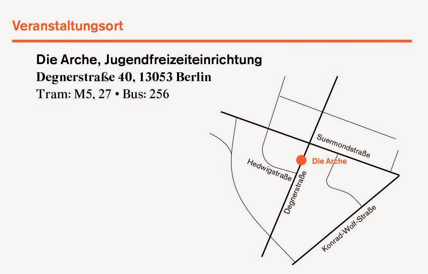 Lange Filmnacht Hohenschonhausen Mai