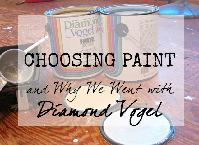 Diamond Vogel paint review and farmhouse paint colors local affordable great service quality paint