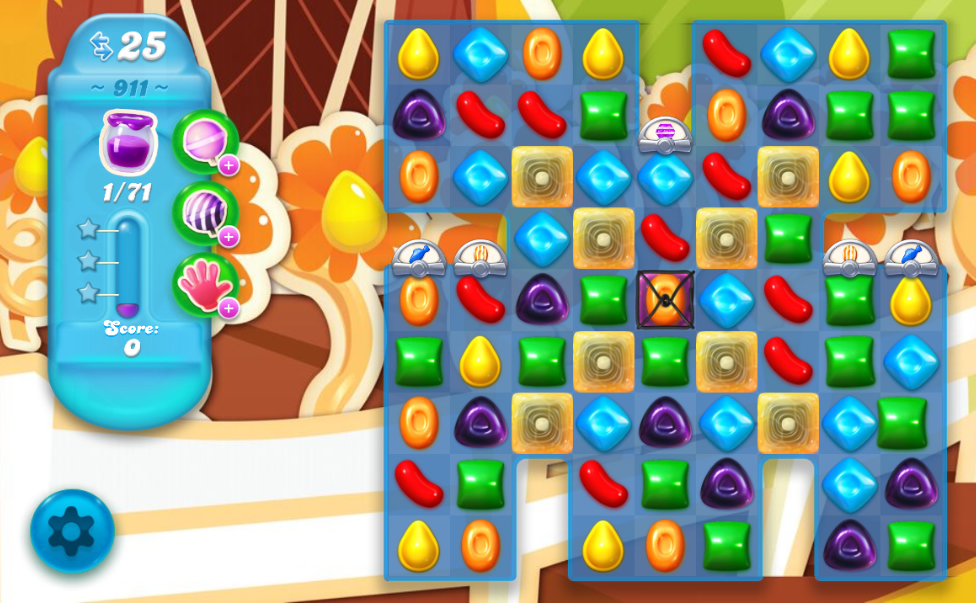 Candy Crush Soda Saga 911