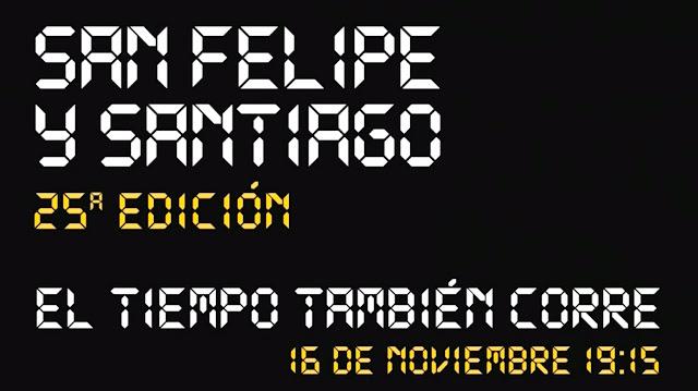 10k Corrida San Felipe y Santiago - El tiempo también corre (Montevideo, 16/nov/2019)