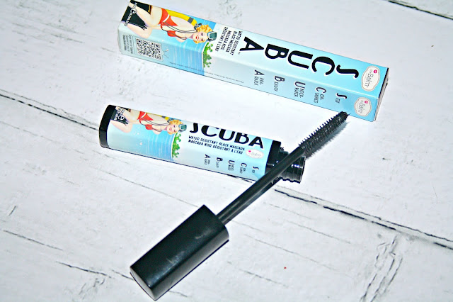 thebalm Cosmetics Scuba Masca and wand