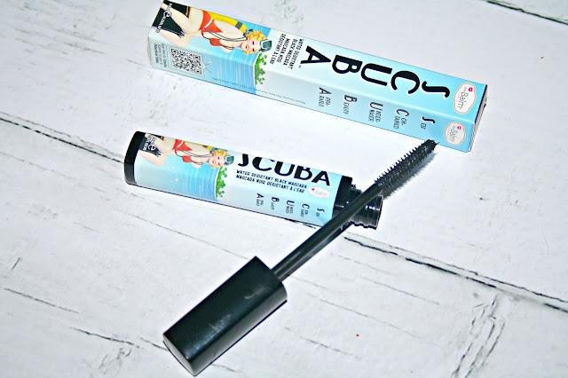 thebalm Cosmetics Scuba Masca and wand