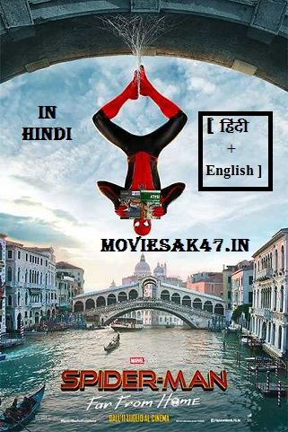 Spider-Man Far from Home (2019) Full Hindi Dual Audio Movie Download