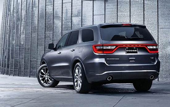2016 Dodge Durango Limited Release Date