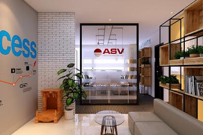 Văn phòng nội thất ASV: cung cấp dịch vụ tư vấn thiết kế thi công cải tạo nội thất