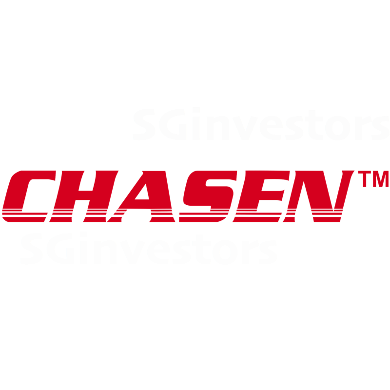 CHASEN HOLDINGS LIMITED (5NV.SI)