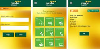 Aplikasi BSM Mobile Banking Android Resmi