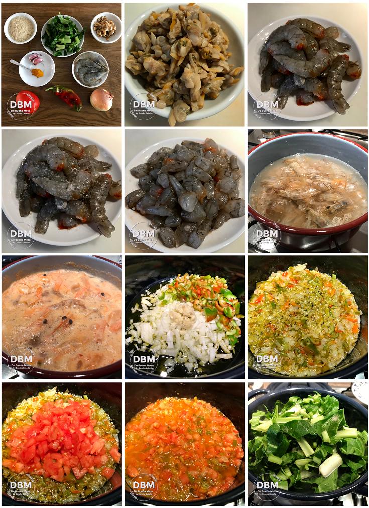 arroz-acelgas-langostinos-pasos1