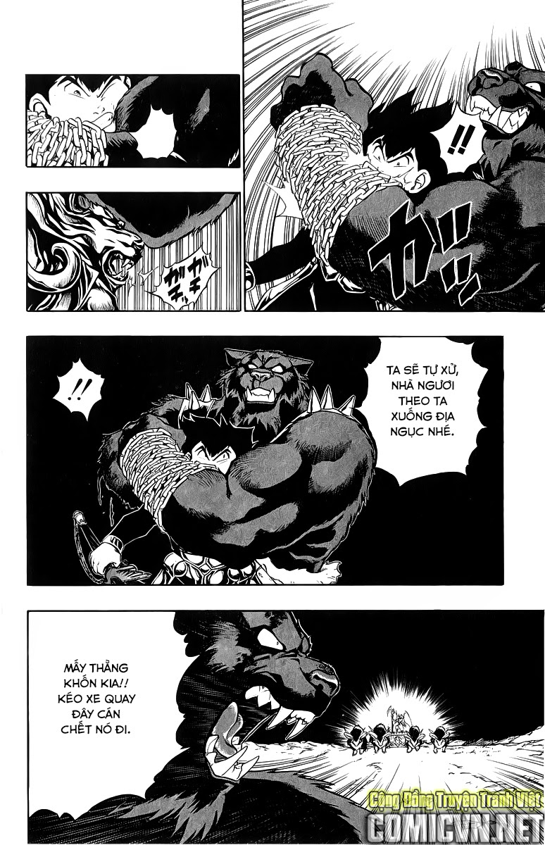 Dragon Quest: Emblem of Roto chapter 27 trang 18