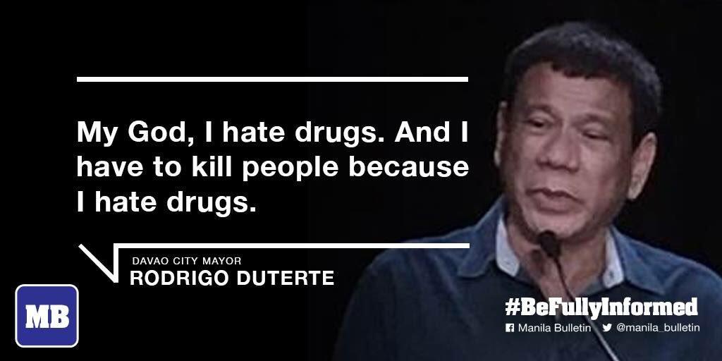 Rodrigo Duterte - The Punishing President