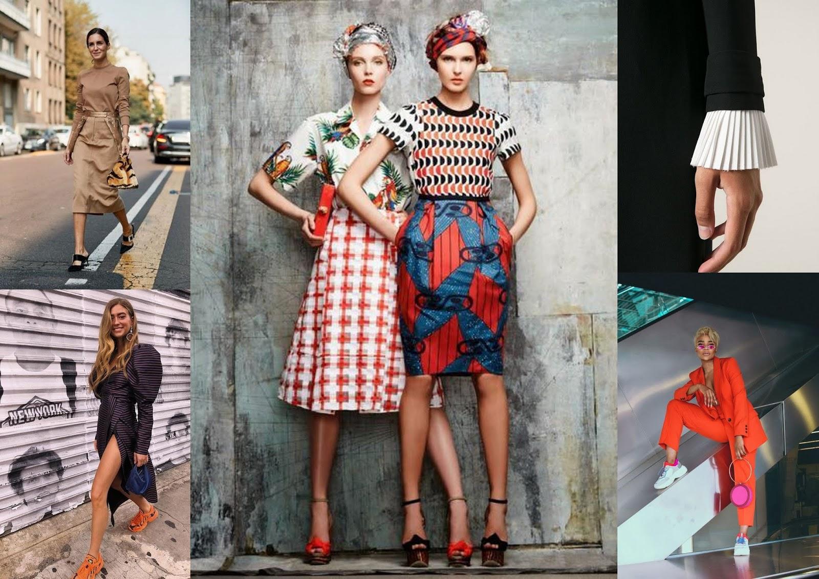 4f318526be01 Mademoiselle IVA by Ivana Klepáčová  módne trendy jar leto 2019 ...