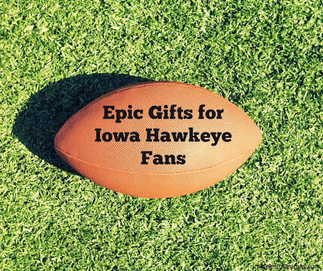 Gifts for Iowa Hawkeye Fans