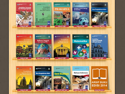 DOWNLOAD BUKU KURIKULUM 2013 REVISI 2017 KELAS 7 SMP LENGKAP PEGANGAN GURU DAN SISWA