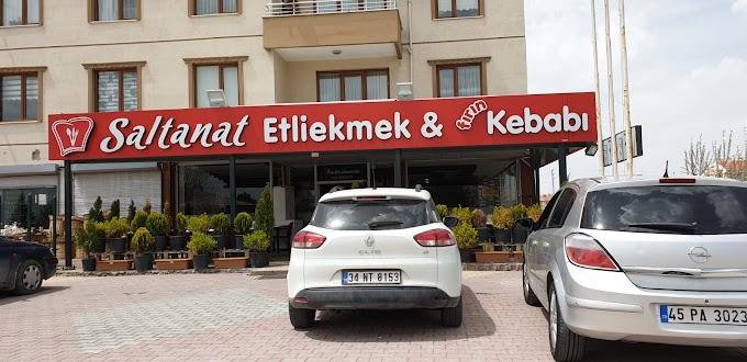 Konya Karatay Saltanat Etliekmek fırın kebabı 2019