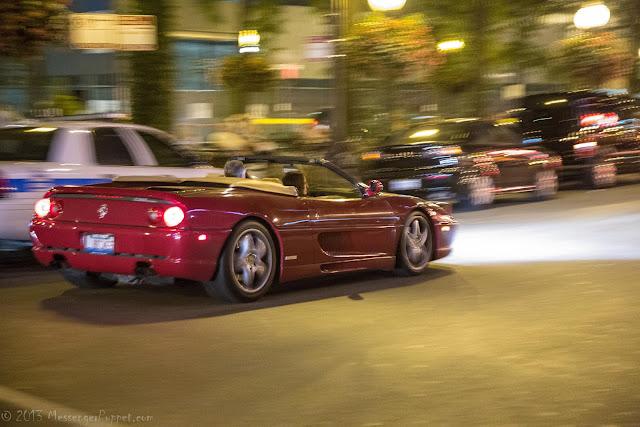 Ferrari 355 Rush St chicago