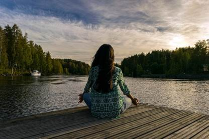 Meditation in Hindi- What is Meditation, spiritual reality power of meditation and benefits of meditation in Hindi (Helpful Guide)