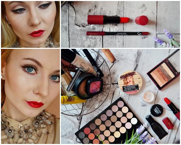 Wiosenne wyzwanie makijażowe. #1 Makijaż francuski