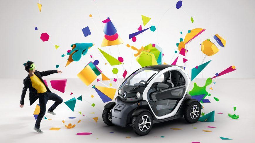 Renault Elektrikli Arabalar