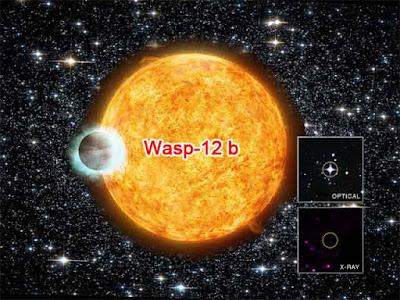 Planet Wasp-12 b