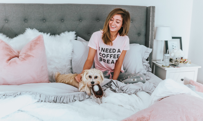 forever21 i need a coffee break pjs