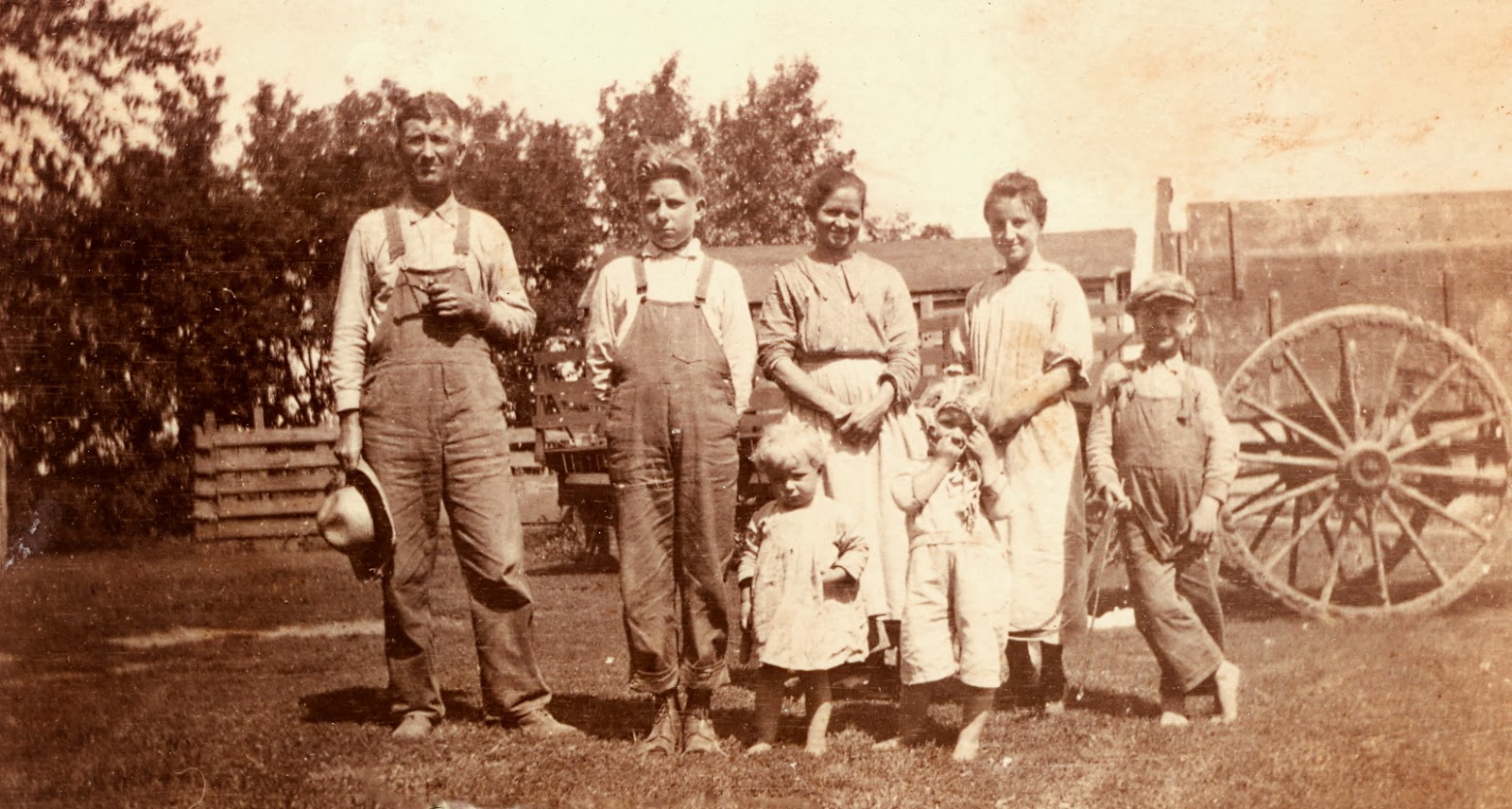 Essays on the establishment of families