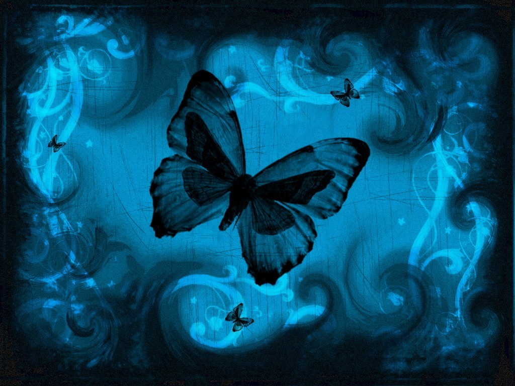butterfly background - photo #35