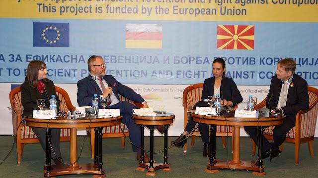 BVA Twinning-Projekt in Mazedonien feierlich beendet