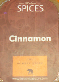 The Bombay Store Cinnamon Soap