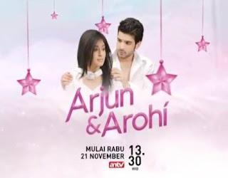 Sinopsis Arjun & Arohi ANTV Episode 2-3