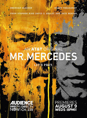 Mr. Mercedes - serie Stephen King  - Poster