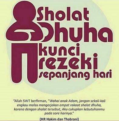 Keutamaan dan mengerjakan Shalat Dhuha - berbagaireviews.com