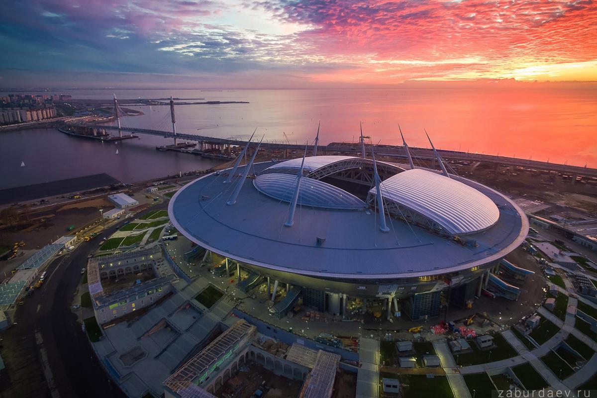 guida stadi mondiali russia 2018 san pietroburgo