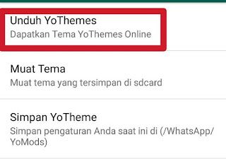 Cara mengganti tema whatsapp lebih keren seperti Iphone 2019
