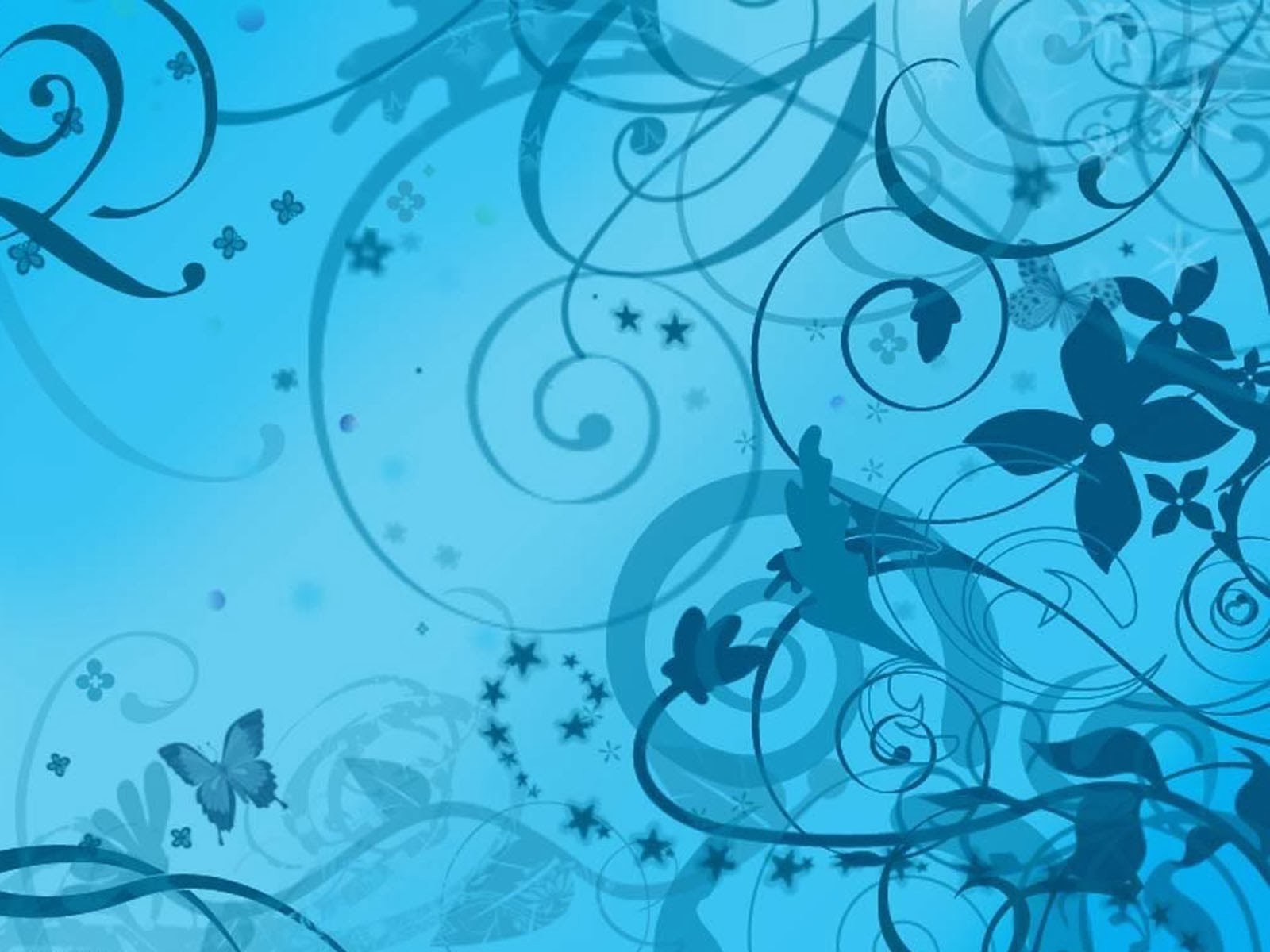 wallpapers: Swirls Wallpapers