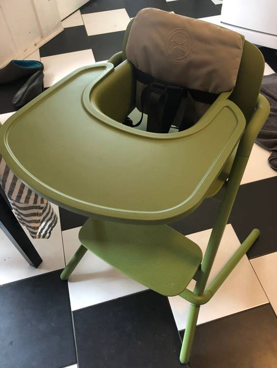 Superb Cybex Lemo Highchair Review The Baby Gear Files Bralicious Painted Fabric Chair Ideas Braliciousco