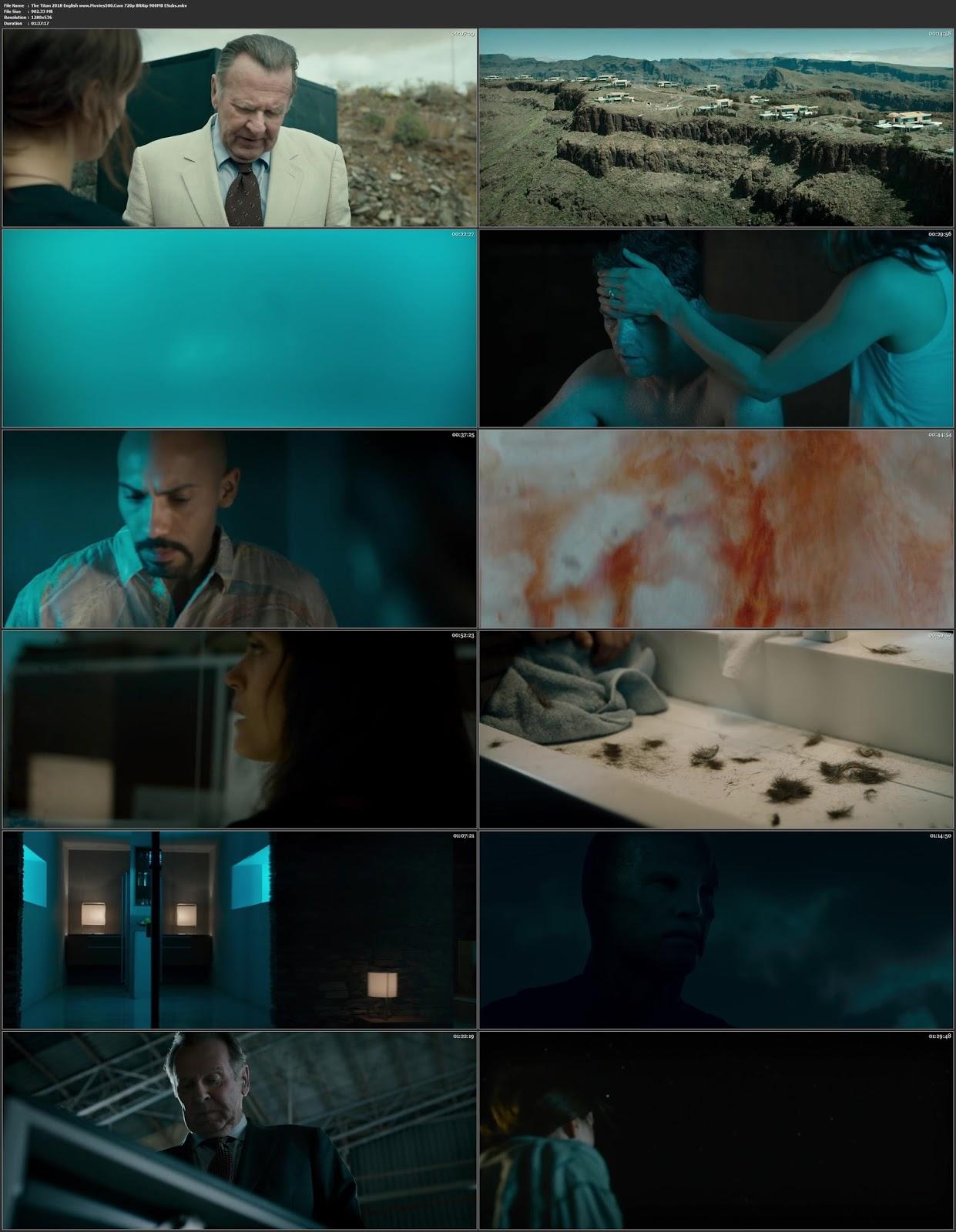 The Titan 2018 English English Full Movie BRRip 720p at movies500.site