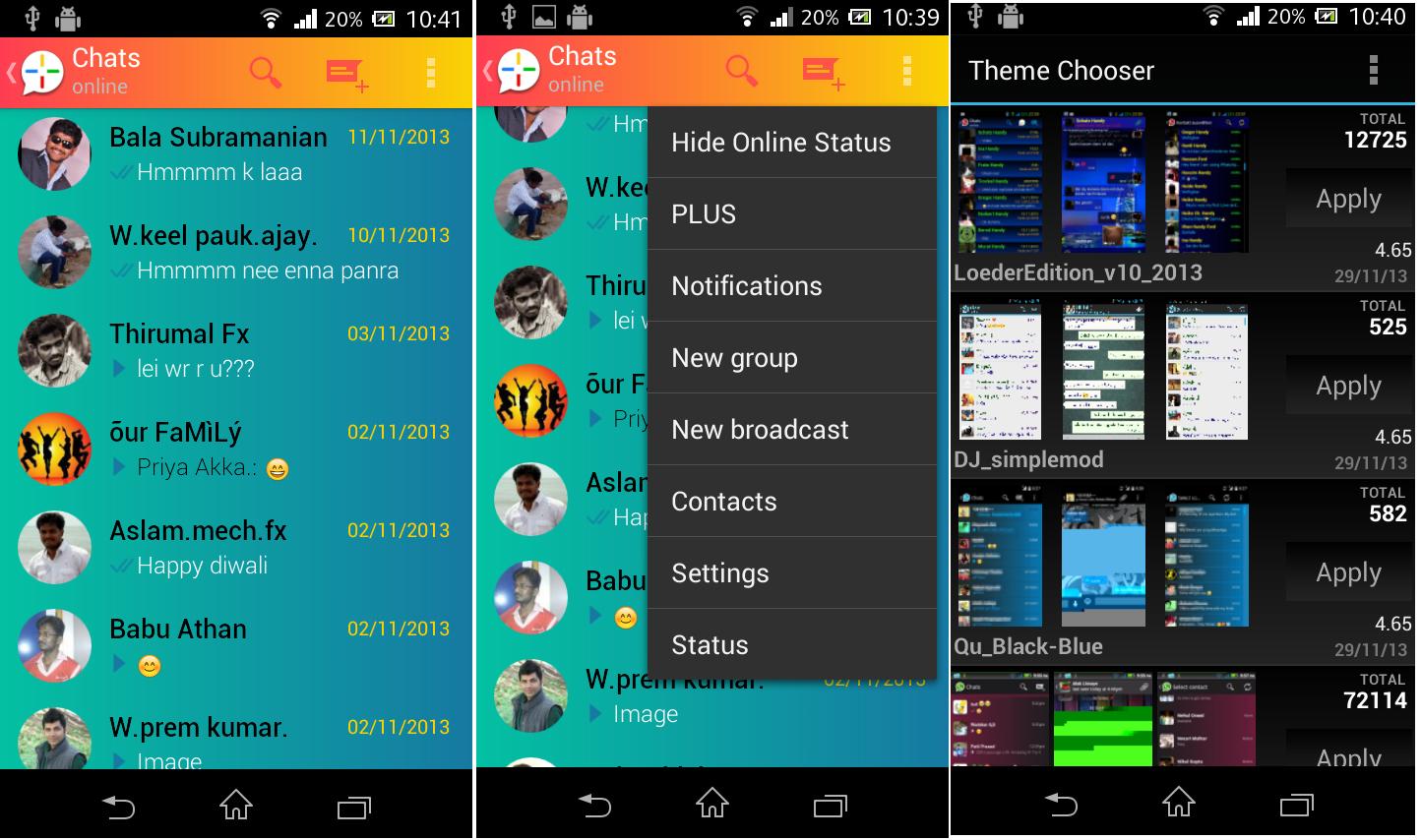 Whatsapp Plus Apk Mod Theme Terbaru Soal Sekolah