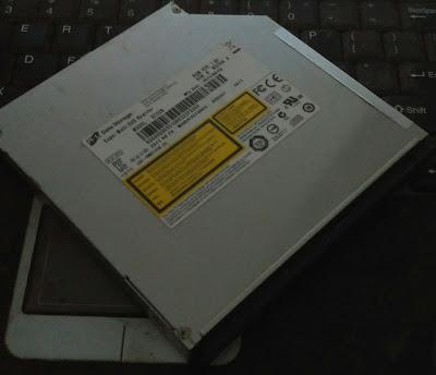 Bagaimana Cara Agar DVD Atau CD Room Notebook Or Laptop Bisa Dicolok Seperti Flasdisk