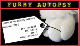 The Furby Autopsy