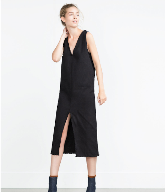 Fondo de armario rebajas FW 2015-2016 little black dress midi