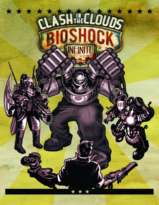 Download BioShock Infinite Clash in the Clouds PC Game