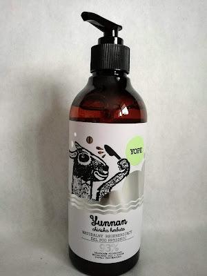 bee.pl, sklep kosmetyki naturalne, żel pod prysznic Yunnan, zapach świeżych liści herbaty