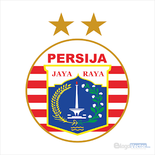 Persija Jakarta New Logo vector (.cdr) Free Download